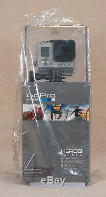 GoPro Hero 3+Action Camera, Battery, Dual Battery Charger NIB