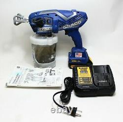 Graco Model 17N166 TC Pro Cordless Airless Paint Sprayer WithBattery And Charger