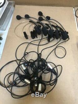 HME PRO850 Wireless Intercom / 5ea Head set / 4ea BP850 / 8ea Battery / Charger