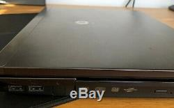 HP ProBook 4520s i5 8gb RAM 2.53Ghz M460 320Gb HDD, with Battery, Charger & Bag