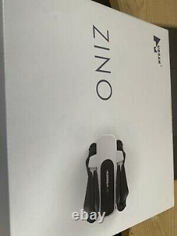 HUBSAN ZINO FOLDING DRONE 4K withEXTRA BATTERY, CHARGER, PROPELLERS AND CARRY BAG