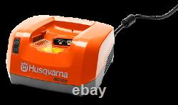 HUSQVARNA QC500 Quick Charge Battery Charger 500W 40V Lithium Professional