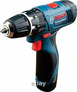 Home Professional Bosch 12V with 2x1.5 Ah Batteries with Charger and Carry Case