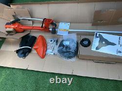 Husqvarna 520iRX Pro Cordless Grass Strimmer- BrushCutter, Battery & Charger inc