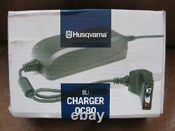 Husqvarna Pro Cordless Hedge Trimmer & Husqvarna Strimmer Batteries & Charger