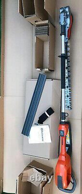 Husqvarna Professional 520iHE3 Cordless Pole Hedge Trimmer Battery & Charger inc