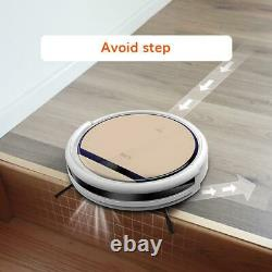 ILIFE V5s Pro Robot Vacuum and Mop 2 in 1 Cleaner with Water Tank, Self Charging