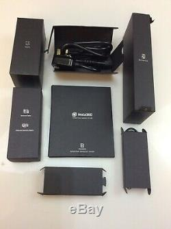 Insta360 Pro Professional 360 VR 8K 3D Camera, Extra Battery & Charger