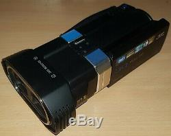 JVC EVERIO GS-TD1 FULL HD 3D 2D Camcorder, Boxed, Battery, charger, remote