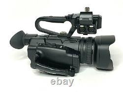 JVC GY-HM170U 4K Camcorder + 2 Batteries, Charger, Bag