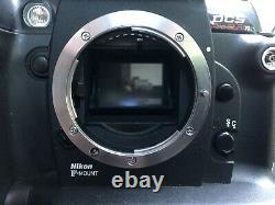 KODAK DCS Pro SLR/n digital camera Full Kit Batteries Charger Nikon Spares