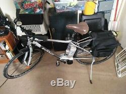 Kalkhoff Pro Connect Allround Electric Pedelec Bike with battery charger adults