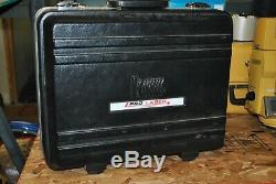 Kustom Signals Pro-Laser III Police Lidar/Laser with Case New Battery Charger