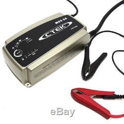 Ladegerät CTEK MXS 25 für Batterie von 40 bis 500 ah 2 Jahre Garantie