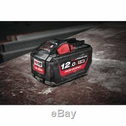 Milwaukee pro Akku-M18 HB12.0Ah the Worldwide First 18 Volt 12,0 Ah Battery