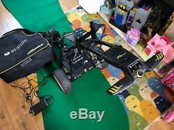 Motocaddy M1 Pro Electric Golf Trolley with Battery, charger & case b713 RRP£600