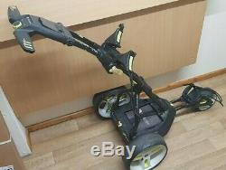 Motocaddy M1 Pro Foldable Electric Golf Trolley with Battery & Charger Used
