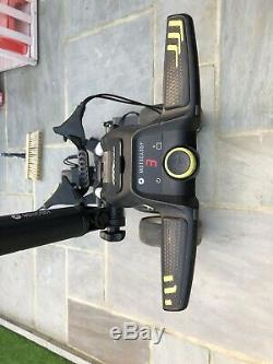 Motocaddy M1 Pro Golf Trolley + 18 Hole Lithium Battery + Charger