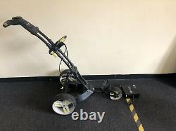 Motocaddy M3 Pro electric golf trolley plus 18 Hole battery Lithium and charger
