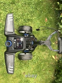 Motocaddy S3 PRO Digital Electric Golf Trolley, charger, NO BATTERY