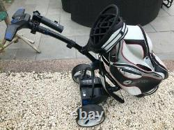 Motocaddy S3 Pro with 18 Hole Lithium Battery and Charger