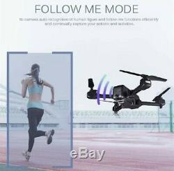 NEW SJRC Z5 1080P Wide-angle Camera Wifi FPV Drone GPS Auto Return Follow Me DIS