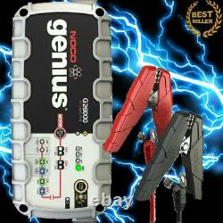 NOCO Genius G26000UK 12V and 24V 26 Amp Pro-Series Smart Battery Charger and Mai