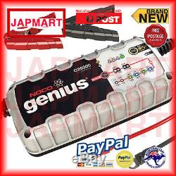 NOCO Genius G26000 12V/24V 26 Pro Ultrasafe Smart Battery Charger AU STOCK CHEAP