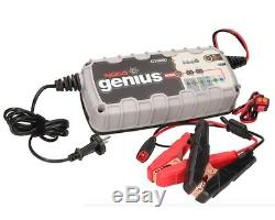 NOCO Genius G26000 26A UltraSafe Pro-Series Battery Charger