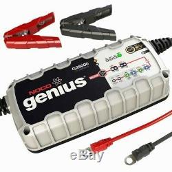 NOCO Genius G26000 UK 12V / 24V 26A UltraSafe Pro Series Smart Battery Charger