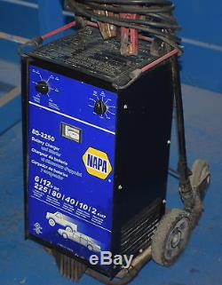 Napa 85-2250 Professional Upright Battery Charger & Starter - 5183
