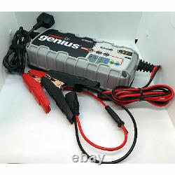 Noco Genius Battery Charger G26000uk 12v/24v Pro Series Lithium Next Day Deliver