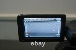Panasonic 4K HC-X1000 ENG Video Camcorder 2 Battery Charger case