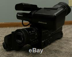 Panasonic AG-HMC80 Used Comes with Batteries, Charger + DC Cable