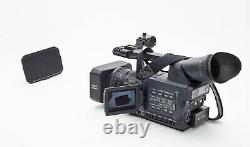 Panasonic AG-HVX200P 3CCD P2 DVCPro HD Camcorder withCards, Batteries, and Charger