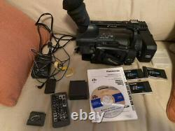 Panasonic AG-HVX200 HD Camcorder P2 withcards, battery, charger