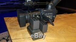 Panasonic HVX205-A Camera + 2 Batteries + 1 Charger