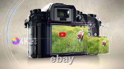 Panasonic LUMIX G7 Professional Camera with Battery&Charger Black A Grade