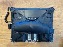 Panasonic Toughbook CF-U1 32gb SSD 1GB RAM 4 Batteries Win7 Pro & Charger VGC