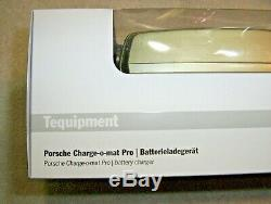 Porsche charge-o-mat pro battery charger/maintainer new item