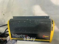 ProSport 20 PLUS On-Board Marine Battery Charger 20 Amp 3 Bank Pro Mariner