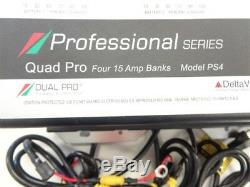 Pro Charging Systems 15 Amp Ps4 Professional Series Battery Charger Marine Boat