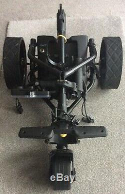Pro Rider 36 Hole Electric Golf Trolley Inc Battery, Charger & FREE Accs