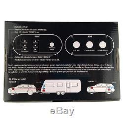 Pro Series DC-DC Caravan Dual Battery Charger 20Amp DCDC 12V DBDC20A