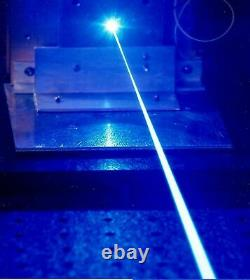 Professional Blue Laser Pointer Pen 1mW Focusable Beam 445nm Wicked Best Lazer