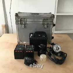 Profoto pro 7b Battery Generator, head, reflector, charger, 3 x batteries