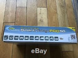 RING Automotive RSCPR50 Smart Charge Pro 50 Battery Charger NEW