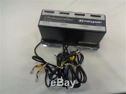 Ranger Pro Charging Ps4 Battery Charger 4 Bank 15 Amp Marine Boat