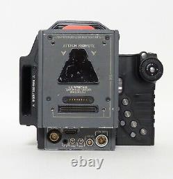 Red Digital Cinema Camera Scarlet-X with Red Side Handle, Charger and Battery