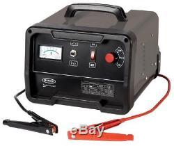 Ring Pro Battery Charger 27A 12V 24V Slow Fast Charging Option 150A Engine Start